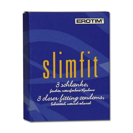 Prezervative Erotim Slimfit 3buc