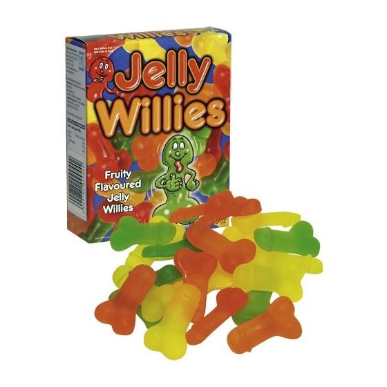 Jeleuri in forma de penis Sweet Willies