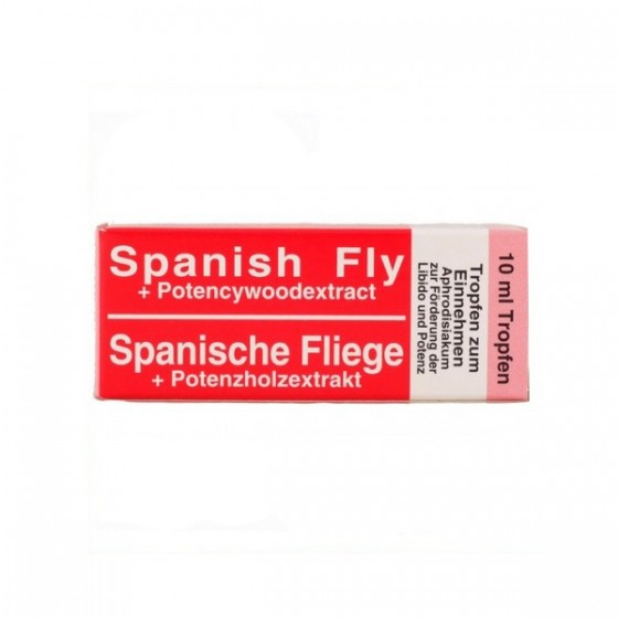 Afrodisiac Spanish Fly Cantharis D6 10ml