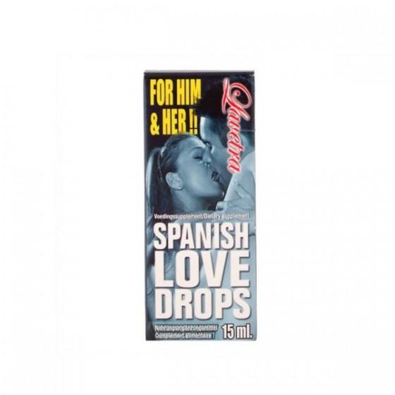 Afrodisiac Spanish Love Drops 15ml