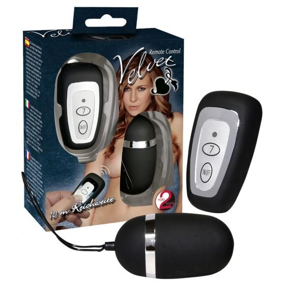 Vibrator ou Velvet E7 Wireless negru