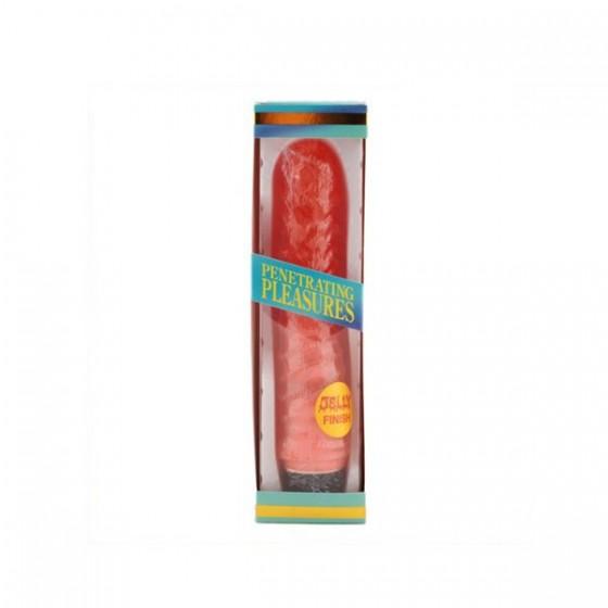 Vibrator Jelly 20 cm